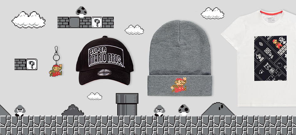Rise of the retro with good old Super Mario