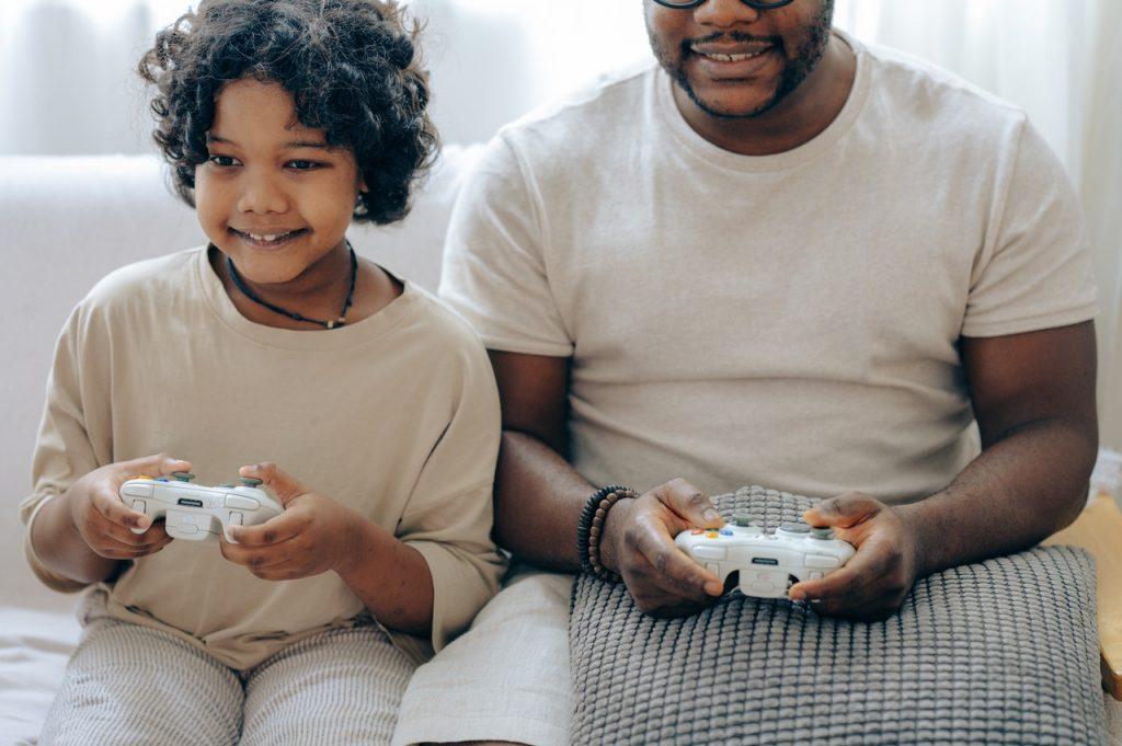 video games children aggression
